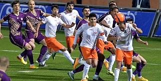 Adanaspor-Osmanlıspor maçı