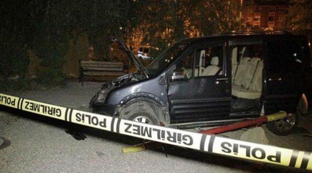 14 yaşındaki çocuk babasının aracını çaldı dehşet saçtı