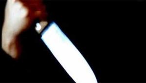 Kumarhanede sevgilisini bıçakladı