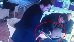 Öfkeli baba kızına şantaj yapan kişiyi vurdu