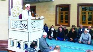 Ramazanoğlu Camii'nde Mevlid Kandili coşkusu