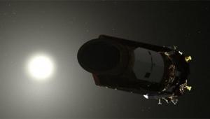 Yıllar önce düşen uzay mekiği bulundu!