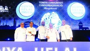 Adanalı aşçılardan Dünya Helal Zirvesi'nde lobi hamlesi
