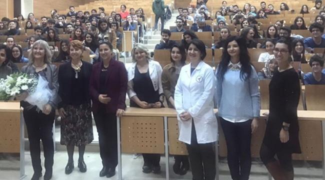 ÇÜ Eczacılık Fakültesi'nde 'Kariyer Günleri'
