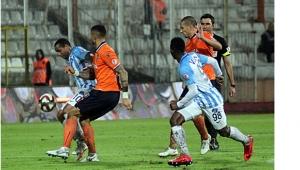Demirspor, Başakşehir'i elinden kaçırdı:1-1