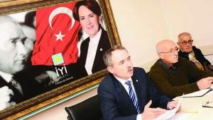 İYİ Parti Seyhan'da gücüne güç katıyor
