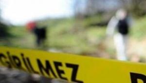 Ormanlık alanda erkek cesedi bulundu