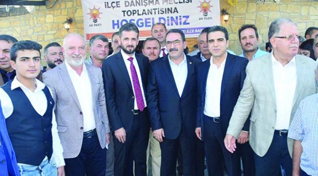 'Pozantı'yı AK belediyecilik hizmetleriyle buluşturacağız'
