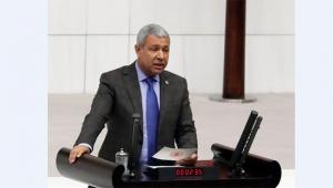 Sümer yurt sorununu meclis'e taşıdı