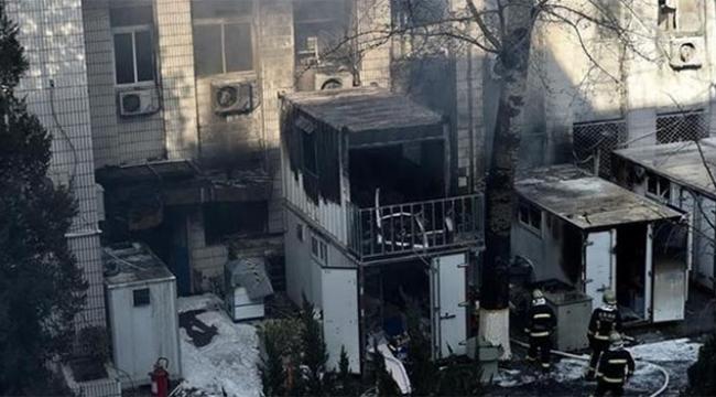Üniversitede patlama: 3 ölü