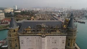 110 yıllık tarihi gar restore ediliyor