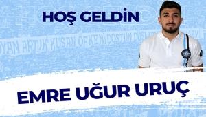 Adana Demirspor sağ beki kadrosuna kattı