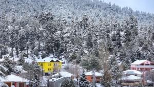 Adana karla ayrı bir güzel