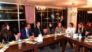 Başkan Çetin: Can dostlarımızı yalnız bırakmıyoruz