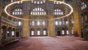 Camiye bombalı saldırı ölü ve yaralılar var