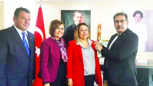 İş kadını Solmaz Kayalı Durak, Aladağ Belediyesi Meclis Üyesi aday adayı oldu