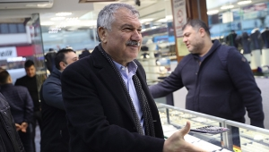Karalar: Esnafın kalkınması Adana'nın kalkınmasıdır