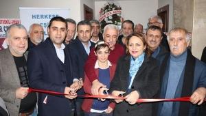 Sosyal Hizmet Emekçileri Sendikası yeni binasında