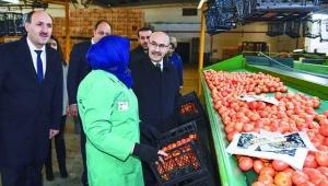 Vali Demirtaş'tan sanayici ve işadamlarına tam destek