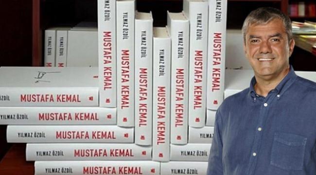 Yılmaz Özdil'in olay yaratan kitabı kısa sürede tükendi!