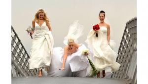 3 dakikalık kocasına boşanma davası açtı!