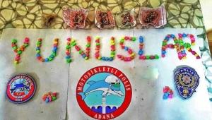 Adana'da uyuşturucu satıcılarına darbe
