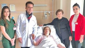 Ameliyat olamayan hasta bölgesel anestezi ile sağlığına kavuştu