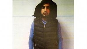 Hakimin aracına PKK yazıp kaçtı