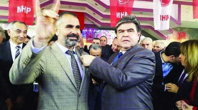İyi Parti'nin başkanları MHP saflarına katıldı!