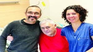 Kanser hastası Romen, çareyi Türkiye'de buldu