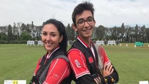 Mete ve Yasemin, dünyada yılın sporcusu seçildi