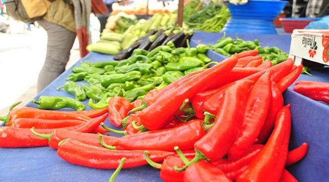 Meyve ve sebze fiyatlarında düşüş başlıyor