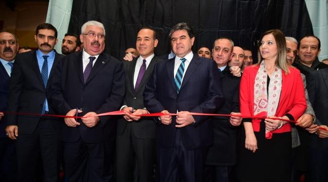 MHP, 50'nci yılını Adana'da kutluyor
