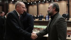 Oktay Kaynarca'nın yaş sorusuna Erdoğan'dan ilginç yanıt