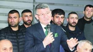 'Seyhan'ı AK Parti'nin çağdaş hizmetleriyle kalkındıracağız'