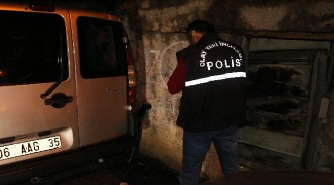 Silahlı baskına polis sürprizi