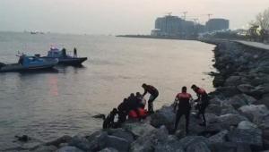 Turist genç denizde boğularak öldü