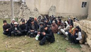 163 kaçak göçmen yakalandı