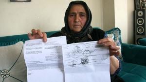 65 Yaşındaki kadına damadından icra şoku