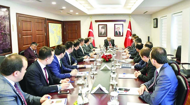 Adana, Cumhurbaşkanı Erdoğan'ı karşılamaya hazır