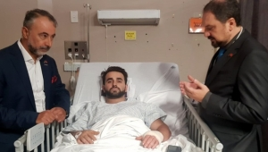 Cami saldırısından kaçan Türk konuştu