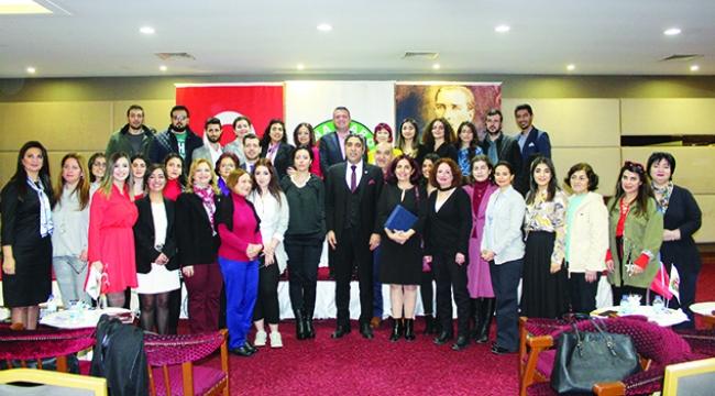 Çerkezoğlu: Türkiye'de 10 kadından 3'ü çalışıyor