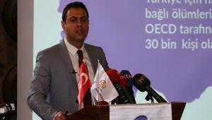 Hava kirliliği raporunu açıkladı: Adana en kirli üçüncü il