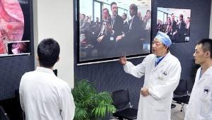 Dünyanın ilk uzaktan beyin ameliyatı yapıldı