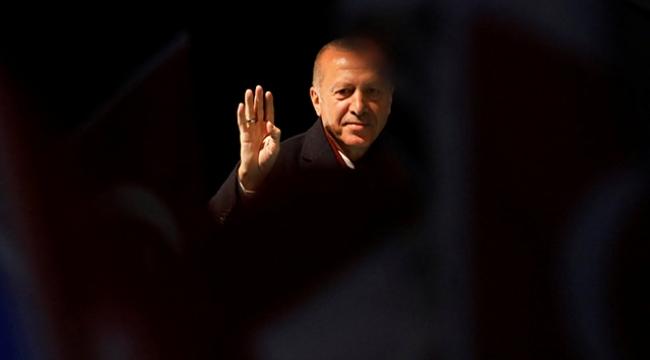 Erdoğan: Türkiye'nin ekonomisinin sorumlusu benim