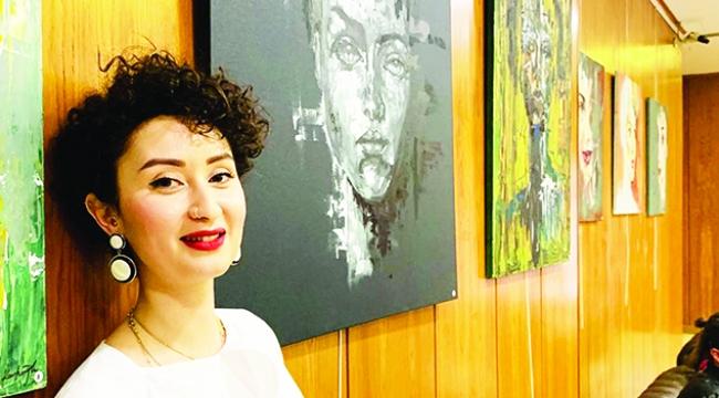 'Göz'de Kadınlar' sergisi fark yarattı