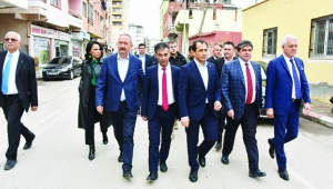Güler'den 'Çirkin siyaset'e tepki