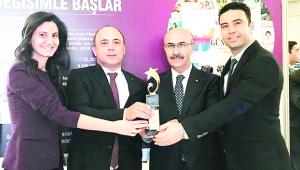 Güney Adana Kalkınma Programı'na ödül