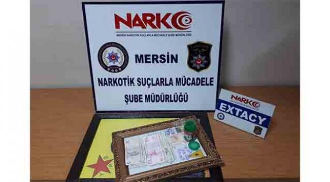 Hem uyuştutucu sattı hem de PKK propagandası