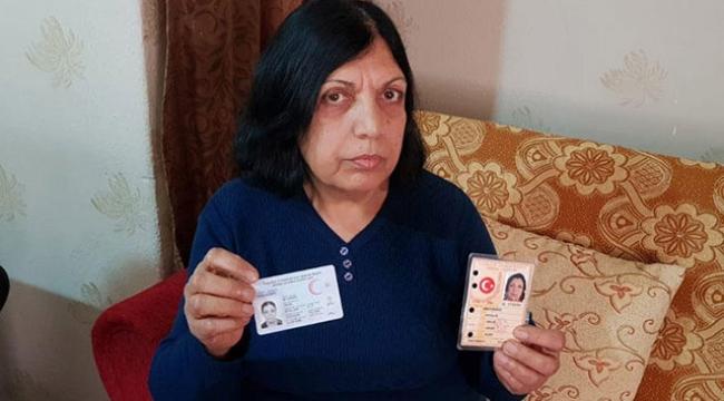Maaşı kesilince Suriyeli biri ile evli olduğunu öğrendi